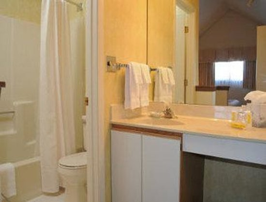 Hawthorn Suites by Wyndham Green Bay : Bathroom