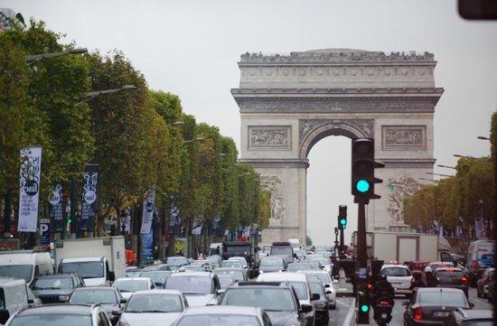 Champs-Élysées : Champs Elysees Paris