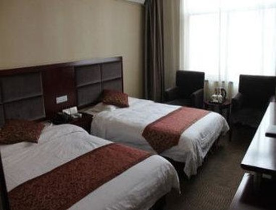 Starway Hotel Lanzhou West Bus Station : Two Twin Bed Room