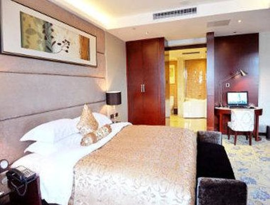 Shaowu, Cina: One King Bed Guest Room