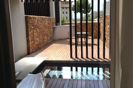 Hospes Maricel Mallorca & Spa: My little terrace
