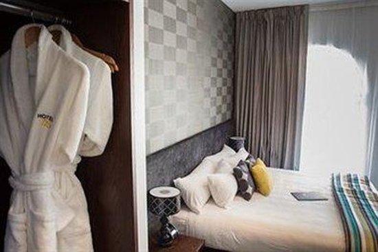 Hotel 115 Christchurch: Guest Room