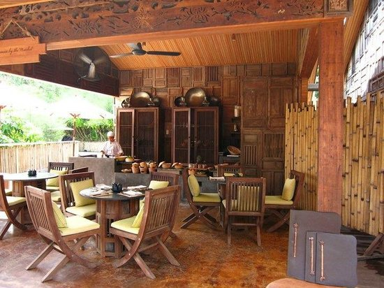 Six Senses Con Dao : Dining area