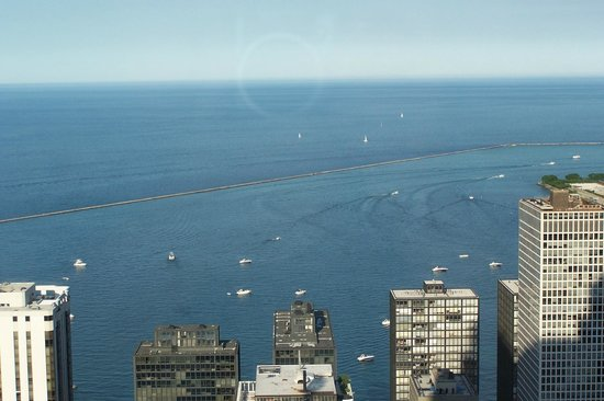 Four Seasons Hotel Chicago: Lake Michigan