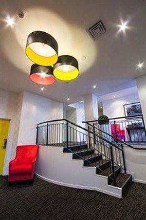 Hotel 115 Christchurch : Interior