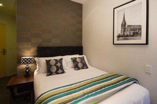 Hotel 115 Christchurch : Budget