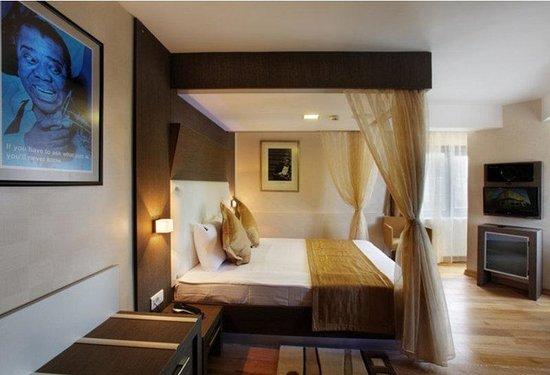 Jazz Hotel : Room