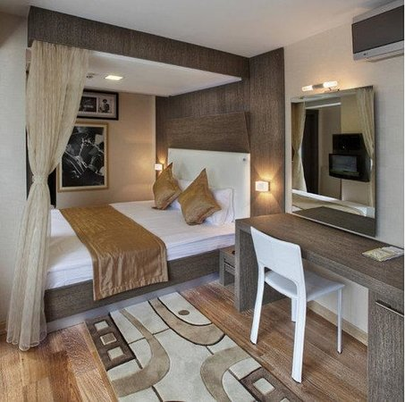 Jazz Hotel Double Room