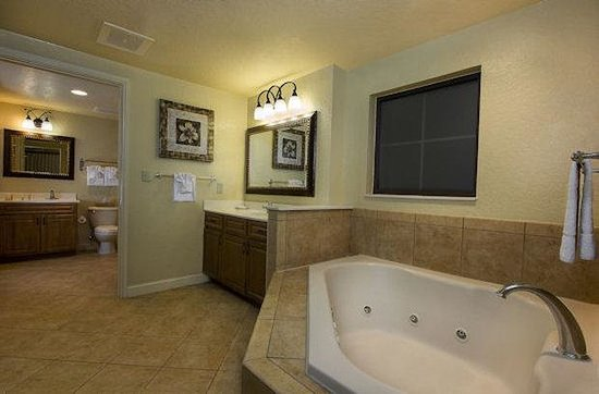 Wyndham Bonnet Creek Resort: Bathroom