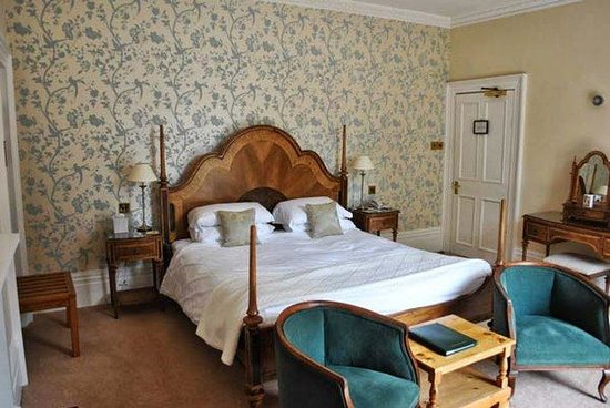 Chiseldon House: Suite