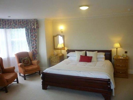 Chiseldon House: Deluxe Room