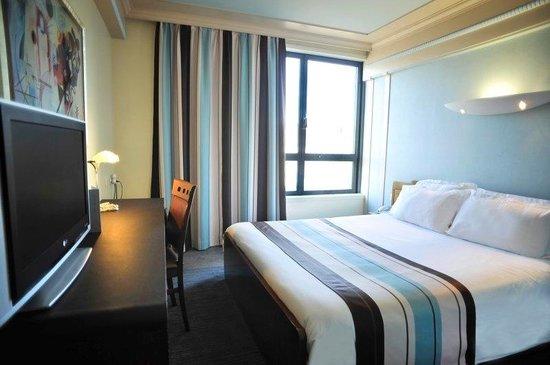 Hotel Art Deco Euralille : Bedroom