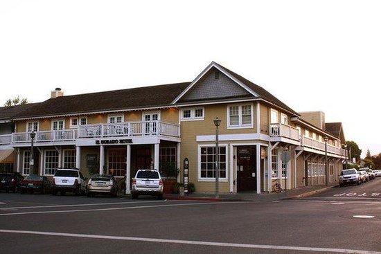 El Dorado Hotel & Kitchen: HOTEL EXTERIOR