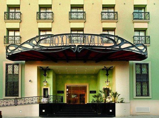 Hotel Paris Concorde : Fac¦ºade 4696 red