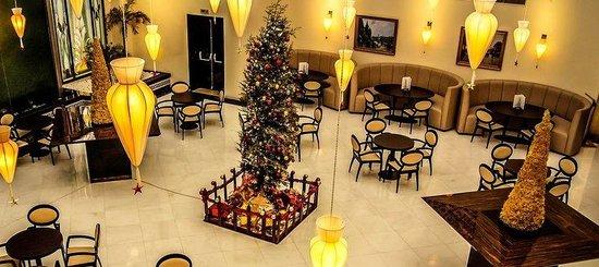 Hotel Paris Concorde : Lobby