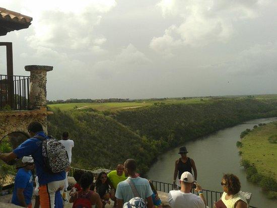 Isla Catalina : Rio Chavon