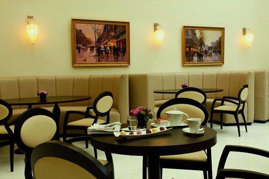 Hotel Paris Concorde : Le Patio 4608