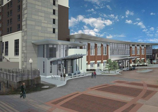 DoubleTree by Hilton Hotel Lawrenceburg : Hotel Exterior