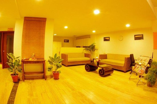 Maple Suites, Serviced Residences: Lobby & Reception