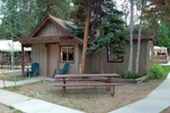 Daven Haven Lodge & Cabins: Cabin