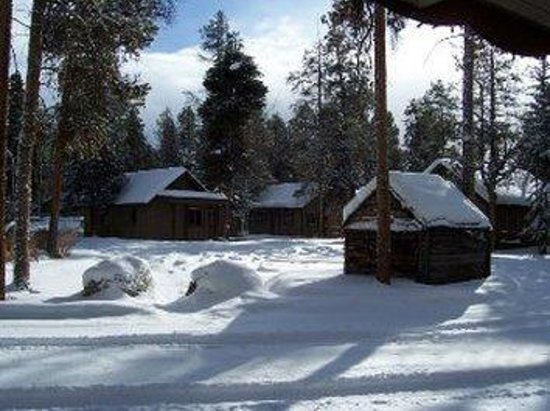 Daven Haven Lodge & Cabins: Cabins W