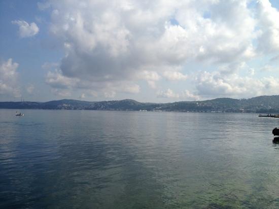 Bosphorus Strait: Beykoz bay