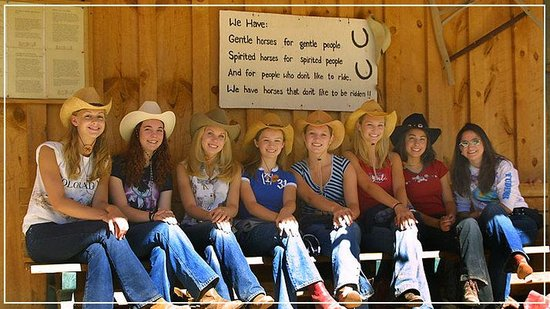 Majestic Dude Ranch: Group