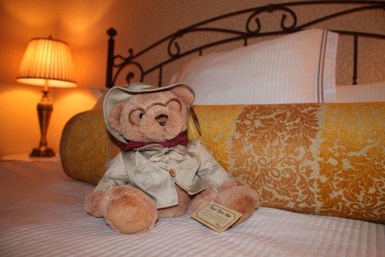 Rough Riders Hotel: TR Teddy Bear