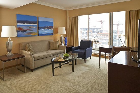 The Chelsea Harbour Hotel : Chelsea King Suite