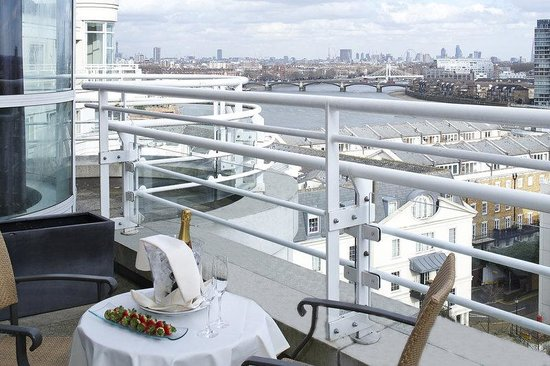 The Chelsea Harbour Hotel : Marina Suite