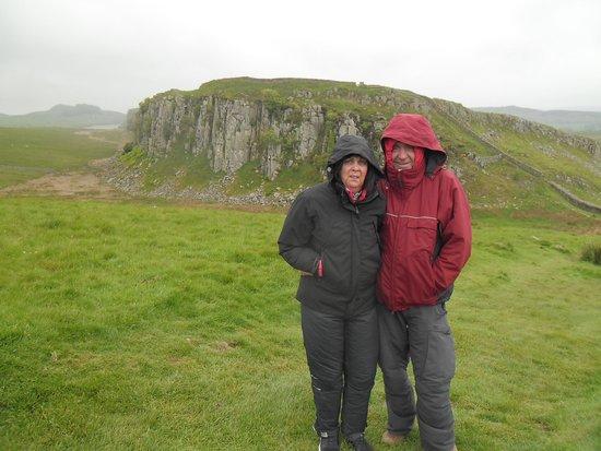 Walltown Crags - Hadrian's Wall: CLIMB EVERY MOUNTAIN (or Hill)