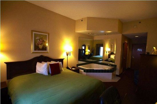 Americas Best Value Inn & Suites Augusta/Garden City: Guest Room