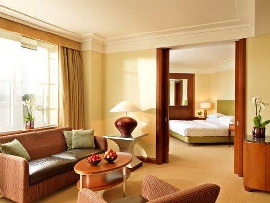 Regent Warsaw Hotel: Executive Suite