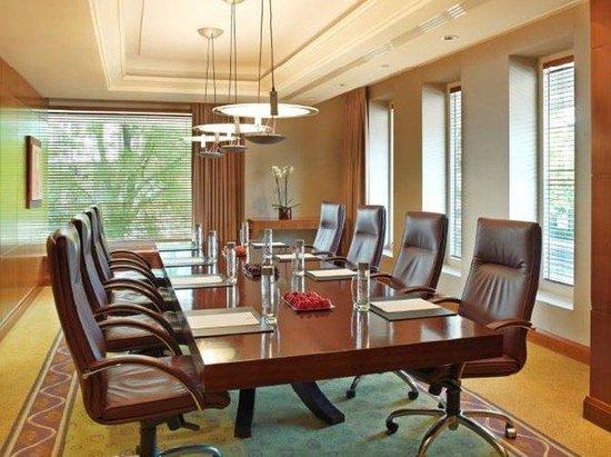 Regent Warsaw Hotel: Meeting Room