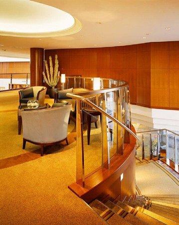 Regent Warsaw Hotel: Mezzanine Floor