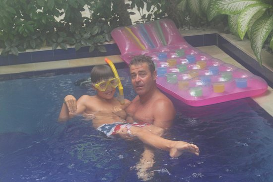Bermimpi Bali Villas : Pool fun