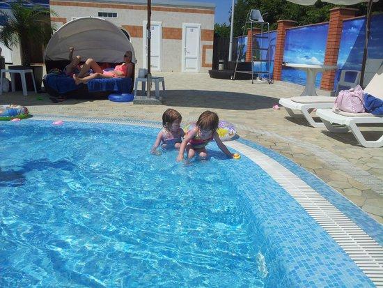 Grand Marine: Детский бассейн