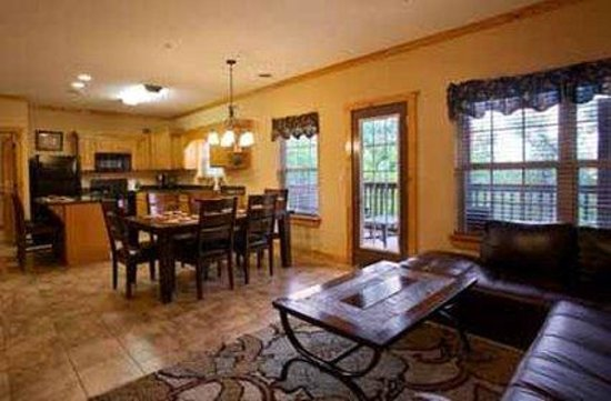 The Lodges at The Great Smoky Mountains: 1 , 2 bedroom Condo