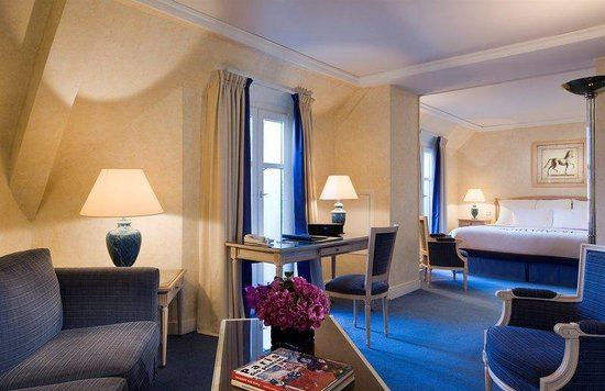Hotel du Louvre: Suite Junior