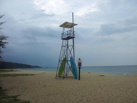 Resorts World Kijal: la plage