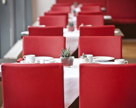 BEST WESTERN PLUS Amedia Hotel Graz : Restaurant