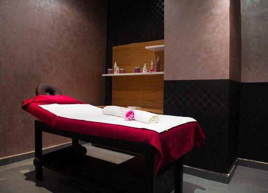 Hotel Farah Tanger: Spa