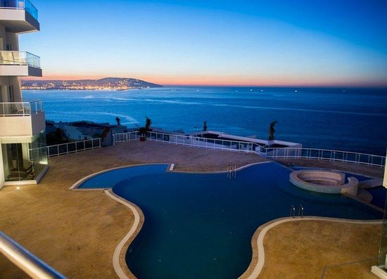 Hotel Farah Tanger: Pool