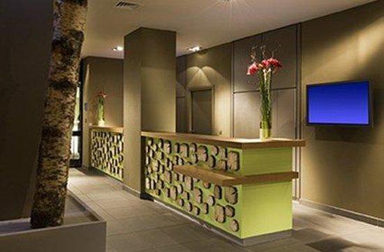 Hotel Les Aiglons Resort & Spa: Interior