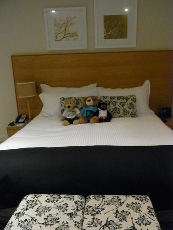 RACV Noosa Resort : Comfy Bed