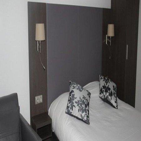 Kyriad Saint Quentin En Yvelines - Montigny : Double Room2