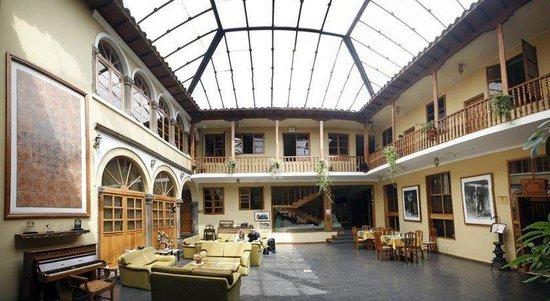 BEST WESTERN Los Andes De America: Interior