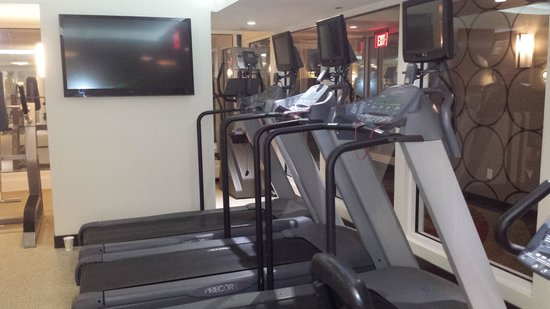 Golden Nugget Biloxi: gym