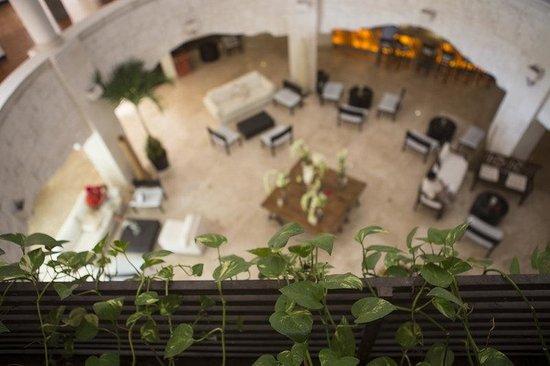 Adhara Hacienda Cancun: Lobby