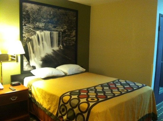 Super 8 Madison/Hanover Area: Standard Queen Bed Room